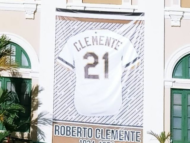 The Great  Roberto Clemente: My Encounter with Puerto Rico's Native Son in Mayaquez